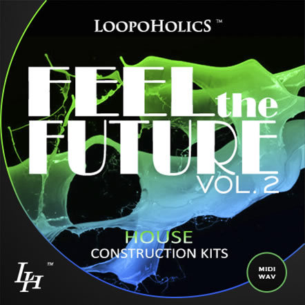 Loopoholics Feel The Future Vol.2 House Construction Kits